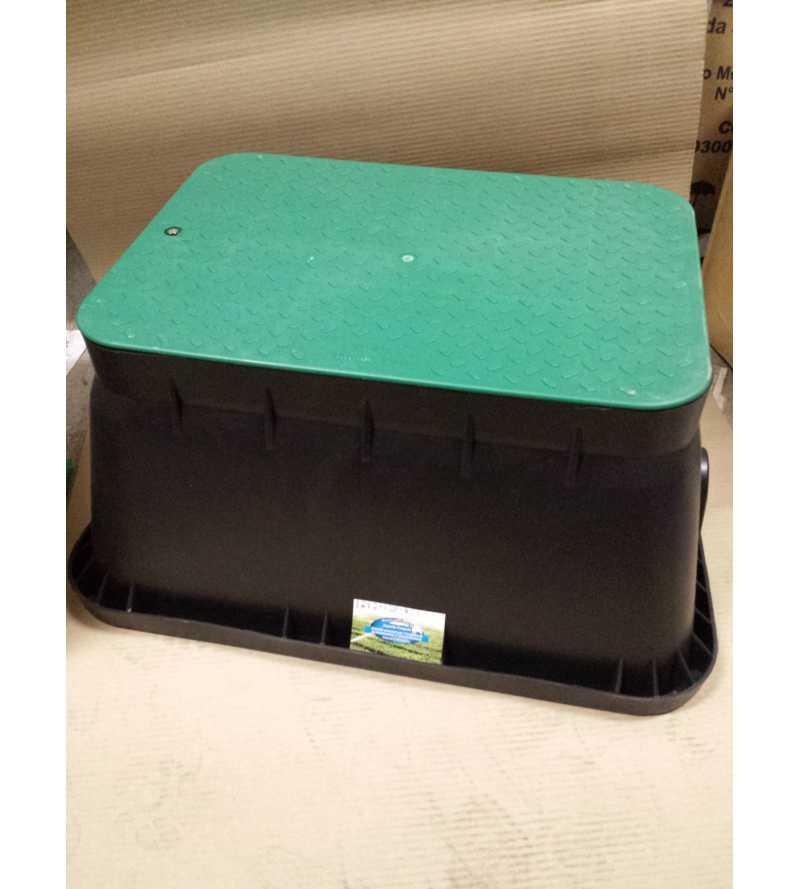 Pozzetti In Plastica Per Giardino.Systemes D Arrosage Pozzetto Pozzo Per Elettrovalvole Per