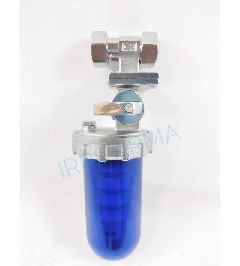 Dosatore proporzionale di polifosfati con valvola by-pass Stop anticalcare anticorrosivo caldaie scaldini boiler