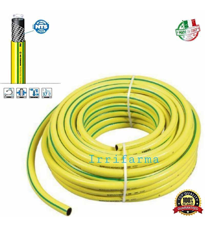 Tubo Irrigazione Giardino Antitorsione Antialghe Garanzia 30 Anni Tobby 3 4