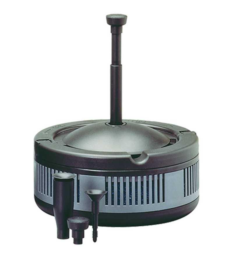 Pompa per laghetto con filtro ecopond 1 sicce for Pompa esterna per laghetto