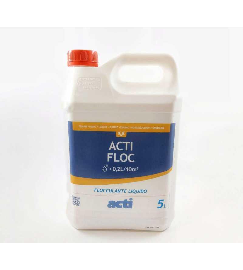 Flocculante liquido 5 litri...