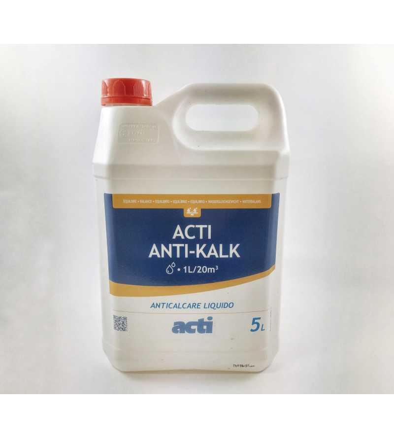 Anticalcare liquido 5 lt...