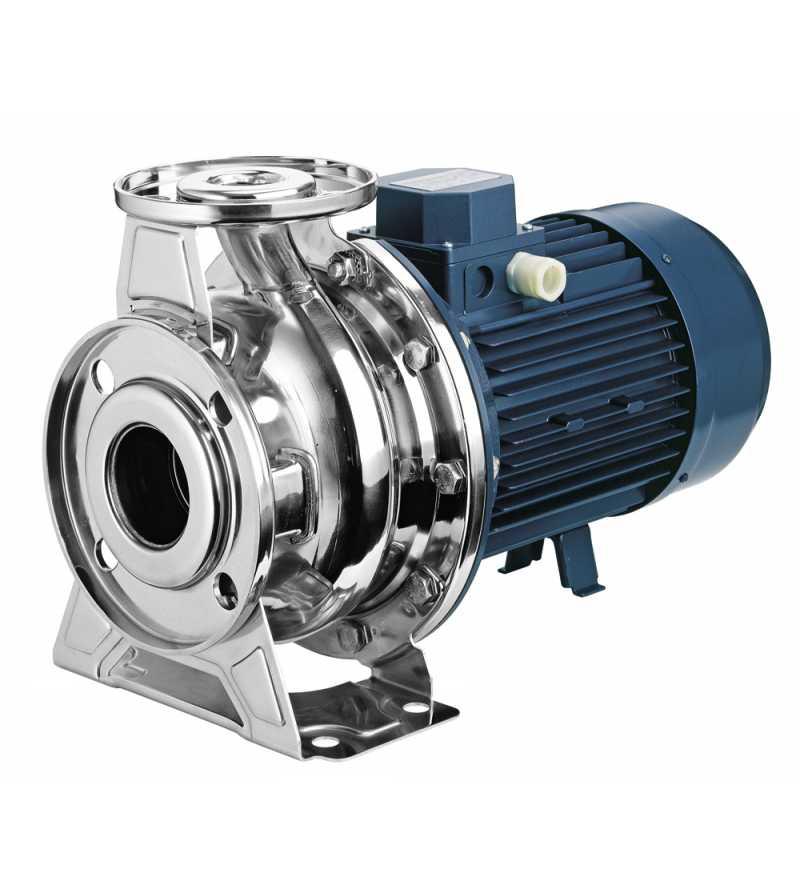 Elettropompa centrifuga monoblocco monogirante per irrigazione irriguo industria Ebara 3M/I 32-160/2.2 in Aisi 304 220v