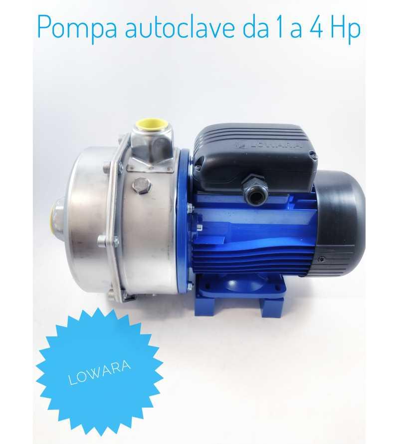 Elettropompa autoclave Centrifuga Bigirante pompa Lowara CAM 120/55/B 3 Hp