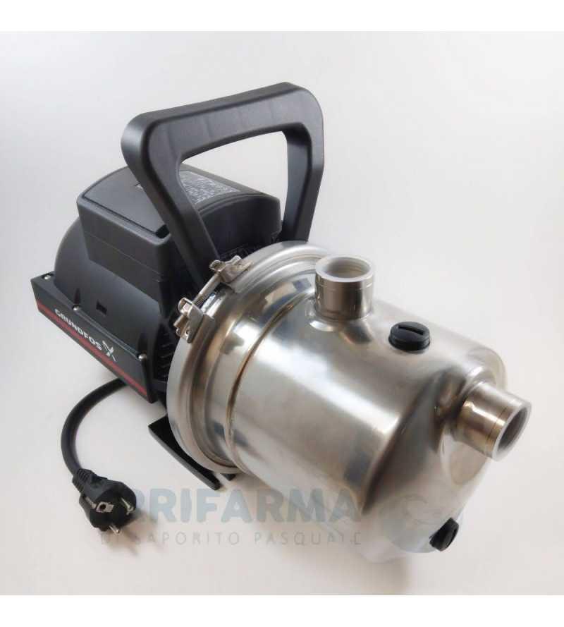 Pompa autoadescante 1 Hp elettropompa centrifuga monostadio JP 3-42 S-BBVP Grundfos