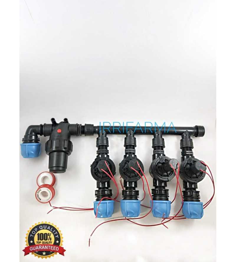 Kit irrigazione automatica a zone Personalizzato Toro hunter Rain centralina programmatore