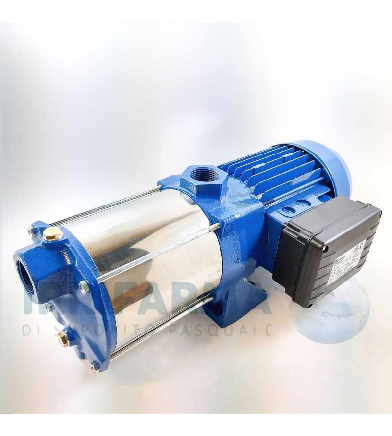Pompa centrifuga multistadio 1.5 Hp Compact AM/15 EBARA elettropompa di superfice 1.1 Kw 220V
