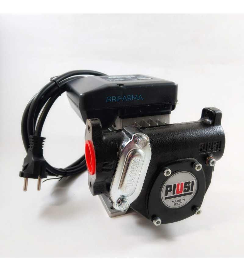 Pompa per travaso gasolio 12v elettropompa Elettrica Automatica Autoadescante 90 l/min DC 220v 3.3 Bar