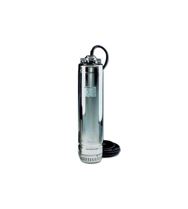 Elettropompa sommersa monoblocco Scuba 5SC4/07/5 C 1 Hp 0.75 Kw serbatoio, pozzi, vasche, cisterne irrigazione autoclave