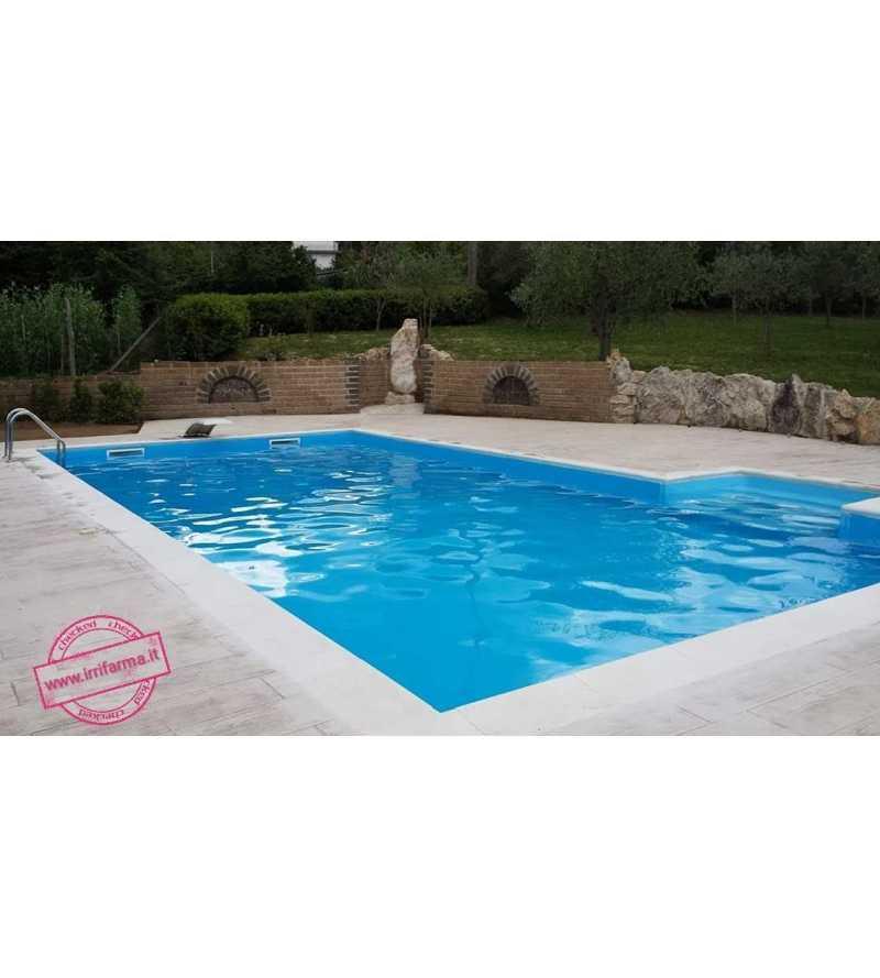 Kit impianto piscina a...
