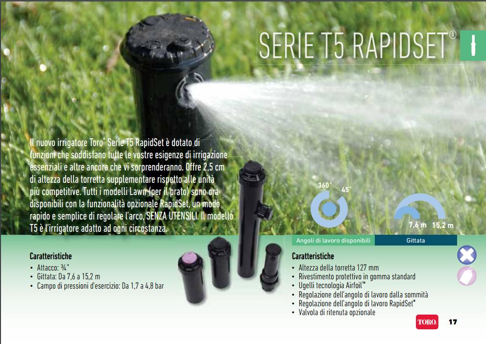 Irrigatore a turbina irrigazione scomparsa giardino prato for Irrigazione giardino