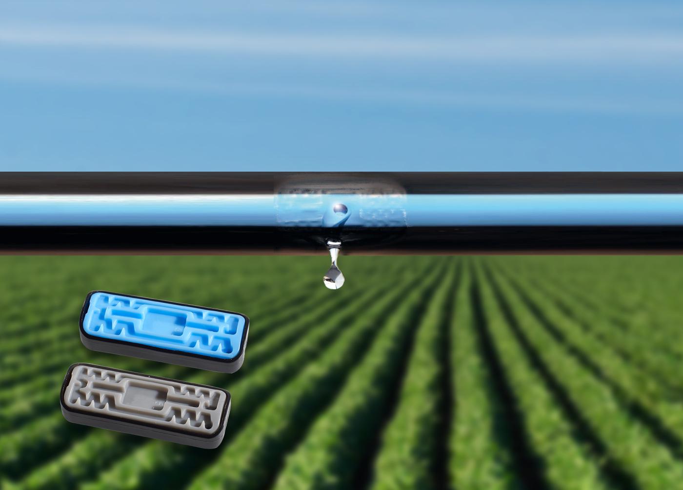 caratteristiche Tubo irrigazione a goccia passo 20 Ala gocciolante Aquapress AS ND 16 mm orto giardino siepe 100